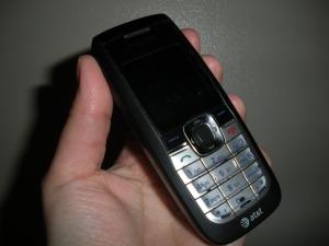 Jessica's old phone